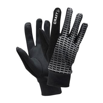 Guantes BRILLANT 2.0 THERMAL negro/reflective