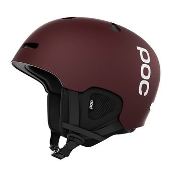 Casque de ski AURIC CUT lactose red
