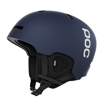 Casque de ski AURIC CUT lead blue
