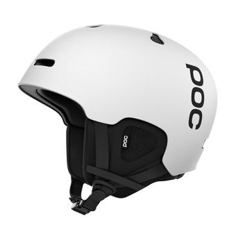 Casque de ski AURIC CUT matt white