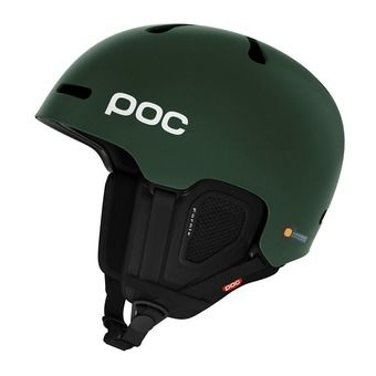 Casco de esquí FORNIX methane green