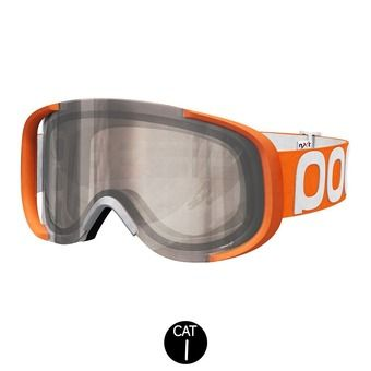 Masque de ski CORNEA NXT PHOTOCHROMIQUE zink orange-sonar orange/no mirror