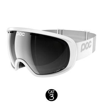 Masque de ski FOVEA hydrogen white- bronze/silver mirror