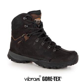 Zapatillas de senderismo hombre GASTEIN GTX schwarz/braun
