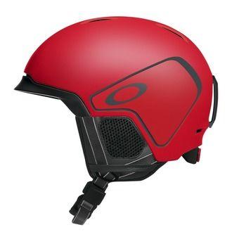 Casco de esquí MOD 3 matte red