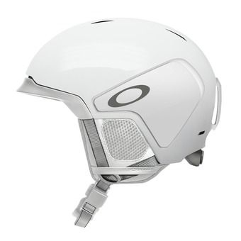 Casco de esquí MOD 3 polished white