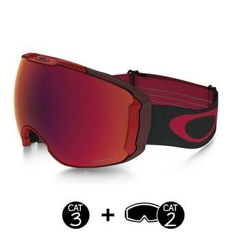 Gafas de esquí AIRBRAKE XL obsessive lines red - prizm torch iridium + prizm rose