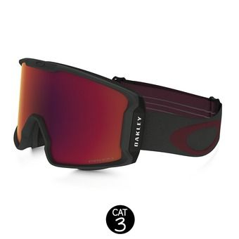 Masque de ski LINE MINER iron brick - prizm torch iridium