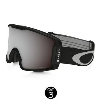 Gafas de esquí LINE MINER matte black - prizm black iridium