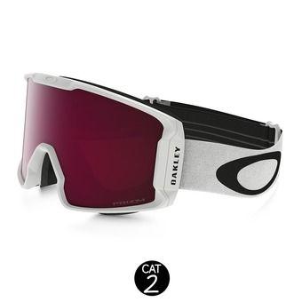 Gafas de esquí LINE MINER matte white - prizm rose