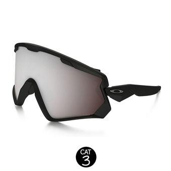 Gafas de esquí WIND JACKET matte black - prizm black iridium