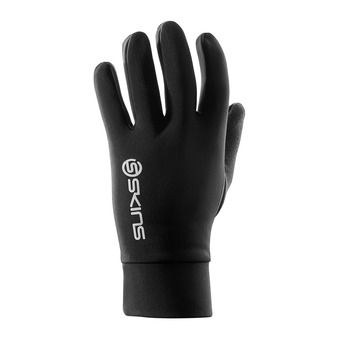 Gants de running THERMAL black