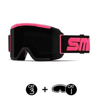 Masque de ski SQUAD stevens id - blackout