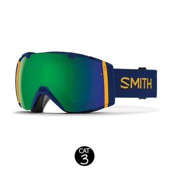 Masque de ski I/O navy scout - écran chromaPop sun