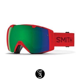 Gafas de esquí I/O fire - pantalla chromaPop sun