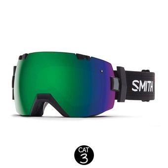 Masque de ski I/OX black - écran chromaPop sun