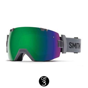Masque de ski I/OX charcoal - écran chromaPop sun