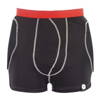 Boxer de protection ACTION XV black/orange