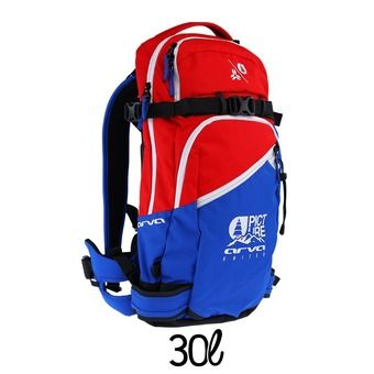 Sac à dos CALGARY 30L red/blue