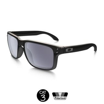 Gafas de sol polarizadas HOLBROOK™ polished black/grey
