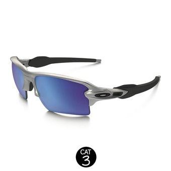 Gafas de sol FLAK 2.0 XL lead/sapphire iridium