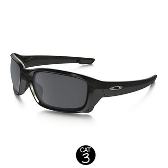 Gafas de sol STRAIGHT LINK polished black/black iridium