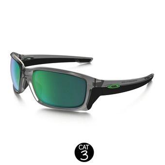 Gafas de sol STRAIGHT LINK grey ink/jade iridium