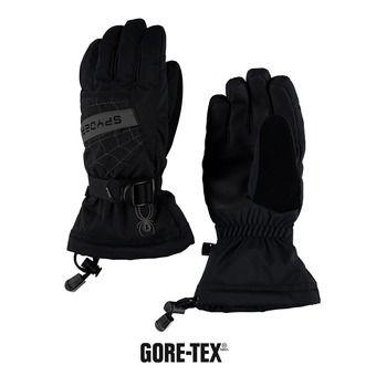 Gants de ski garçon OVERWEB black/polar