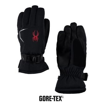 Guantes de esquí niño TRAVERSE GTX® black/red