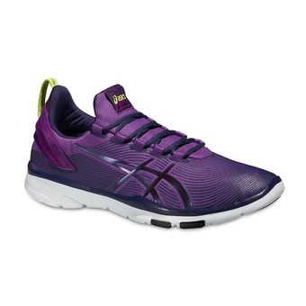 Zapatillas training mujer GEL-FIT SANA 2 grape/dark berry/flash yellow