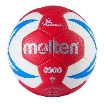 Balón de balonmano HX3200 rojo/azul rey