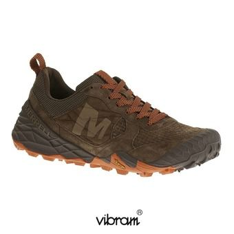 Chaussures randonnée homme ALL OUT TERRA TURF brown