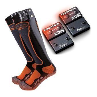 Chaussettes + système chauffant IC1200 pour chaussettes POWERSOCK SET