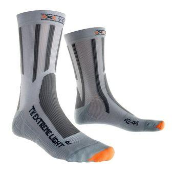Chaussettes de randonnée TREK EXTREM LIGHT grey / marine