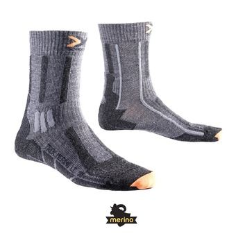 Calcetines de senderismo TREK MERINO LIGHT anthracite