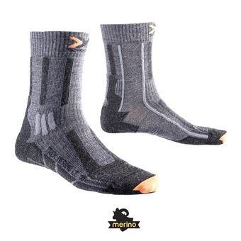 Chaussettes de randonnée TREK MERINO LIGHT anthracite