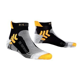 Calcetines de running RUN PERFORMANCE black