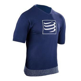 Camiseta hombre TRAINING blue