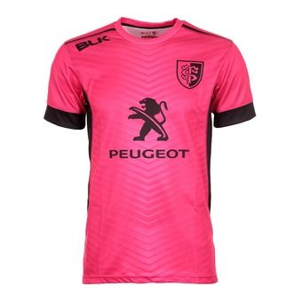 Maillot MC homme TRAINING rose fuchsia