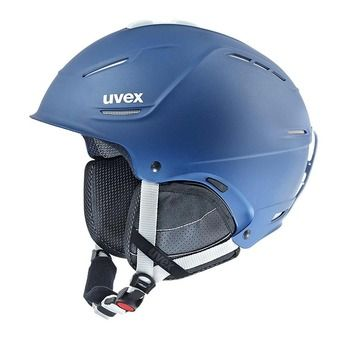 Casque de ski all-mountain PLUS PRO 1 navy white mat