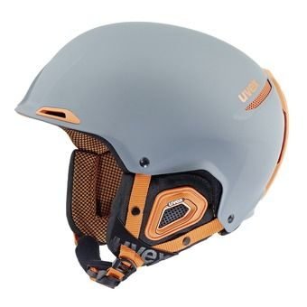 Casco de esquí JAKK+ grey orange
