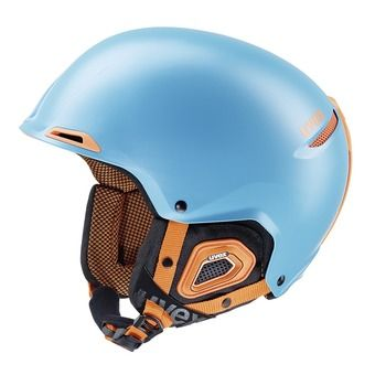Casque de ski JAKK+ petrole orange