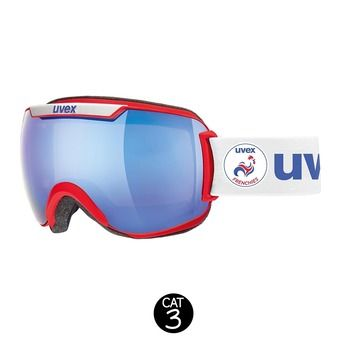 Gafas de esquí DOWNHILL 2000 LM  red frenchies