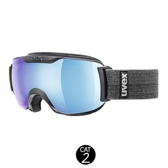 Gafas de esquí DOWNHILL 2000 S FM navy mat/mirror blue clear
