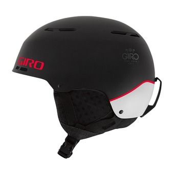 Casco COMBYN matte black/white