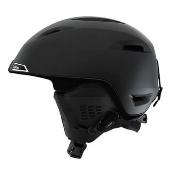 Casco EDIT matte black
