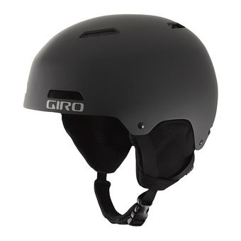 Casco LEDGE matte black