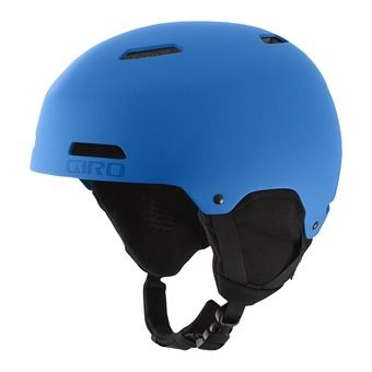 Casque LEDGE matte blue