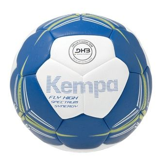 Ballon de handball FLY HIGH SPECTRUM SYNERGY PRIMO bleu roi/blanc