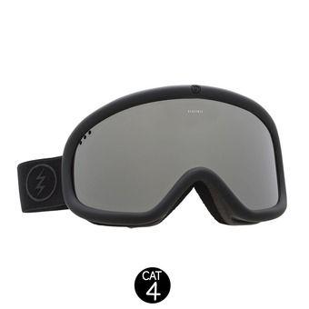 Gafas de esquí CHARGER matte black/brose silver chrome